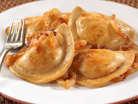 PIEROGIES_WITH_BUTTER_AND_ONIONS